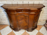 Servanta curbata stil baroc italian