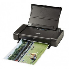 Imprimanta inkjet color portabila canon pixma ip110 dimensiune a4 viteza