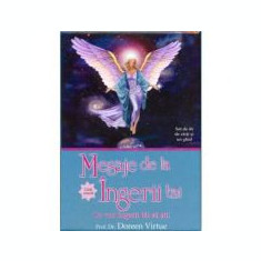 Carti oracol Mesaje de la ingerii tai (Doreen Virtue)