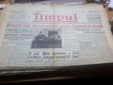 Timpul 8 12 1941 Mihai Antonescu la colegiul national Sfantul Sava