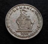 Medalie Ziua veteranilor de război - placheta