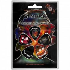 Set 5 pene pentru chitara - Metallica - Hardwired to self destruct | Rock Off