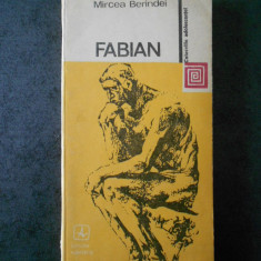 MIRCEA BERINDEI - FABIAN