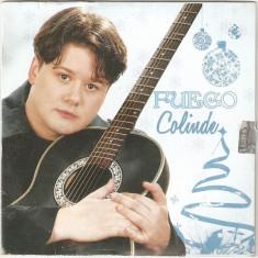 CD Fuego – Colinde, original