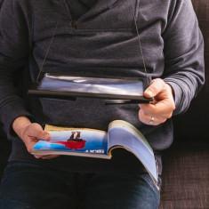 Ecran cu lupa pentru cusut si citit