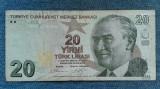 20 Lire 2012 Turcia / seria 027460