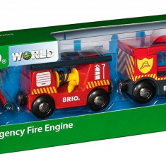 Masina pompieri Brio 33811