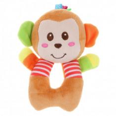 Jucarie zornaitoare pentru bebelusi - maimutica