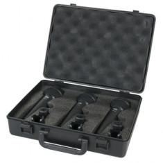 Set 3 microfoane dinamice, DAP Audio PDM-Pack (D1344)