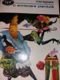 Caragiale - O SCRISOARE PIERDUTA TD