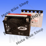 MBS Baterie moto + electrolit 12V8AH / YTX9-BS / JMT, Cod Produs: 7073653MA