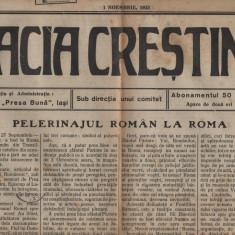 ZIAR CATOLIC - DACIA CRESTINA - 1933