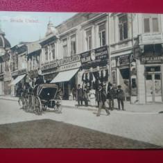 Craiova strada Unirei, Circulata, Printata