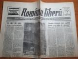 romania libera 5 aprilie 1990-interviu cu ion ratiu