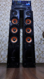 Sistem Audio Pure Acoustics Boxe Pasive + Amplificator Sony tel 0763581296