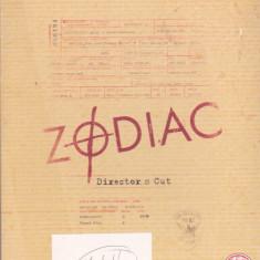 Blu Ray: Zodiac ( original , cu Jack Gyllenhaal ), Engleza