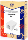 Sac aspirator Rowenta ZR 17, hartie, 5X saci, KM