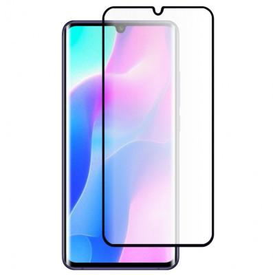 Folie Sticla Roar pentru Xiaomi Mi Note 10 Lite, 5D, Case Friendly, Full Glue, Negru foto