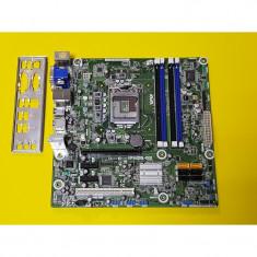 Placa de baza Socket 1155 IPMSB-QS ,4 x DDR3, 4 x SATA2 , USB 3.0, DVI, VGA, Pentru INTEL, DDR 3
