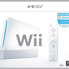 Consola Nintendo Wii Sports pack