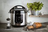 Oala sub presiune si slow cooker Camry 1000 W, CR 6409