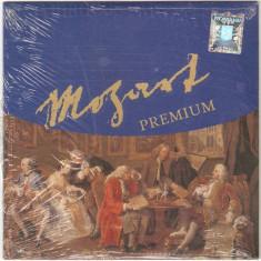 CD Mozart – Mozart Premium, original
