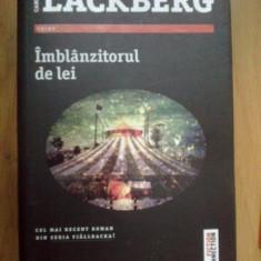 h1a Imblanzitorul de lei - Camilla Lackberg