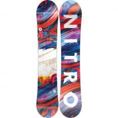 Placa snowboard Nitro Lectra 146 2020