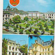 bnk cp Craiova - Vedere - necirculata - marca fixa