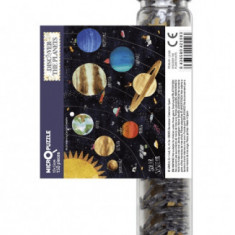 Micro puzzle Londji, Planete, 150 piese
