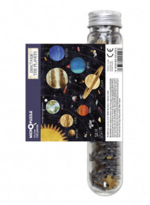 Micro puzzle Londji, Planete, 150 piese foto