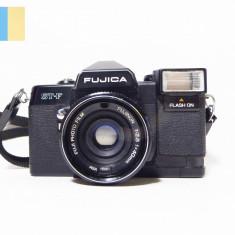 Fujica ST-F cu obiectiv Fujinon 40mm f/2.8