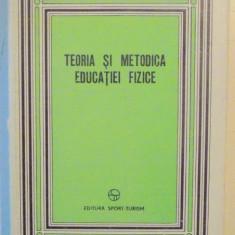 A.D. Novikov - Teoria și metodica educației fizice