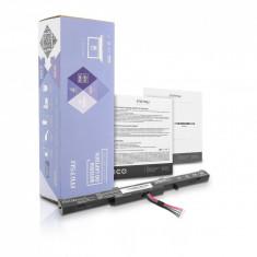 Baterie Laptop - Clasa A - Asus R752LDV-TY337H ,2200 mAh (33 Wh) ,4 cell Li-Ion ,14.8 V