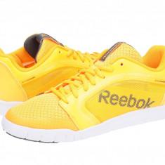 Adidasi dans femei Reebok Dance Urlead orange-grey-white V47145