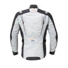 Geaca moto textil Fastway Summer culoare gri anthracite marime M Cod Produs: MX_NEW 21223703LO