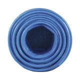 Furtun armat de gradina, 50 m, 3/4 inch, 5 bar, PVC, Albastru, General