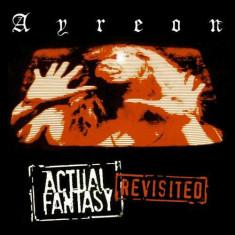 Ayreon Actual Fantasy Deluxe ed (cd+dvd)