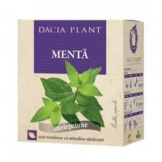 Ceai Menta Dacia Plant 50gr Cod: 10852