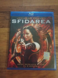 The Hunger Games: Catching Fire/ Jocurile foamei Sfidarea Blu-ray  in romana