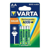Acumulator r6 aa nimh 800mah solar varta, Tip AA (R6)