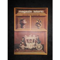 REVISTA MAGAZIN ISTORIC (Ianuarie, 1986)