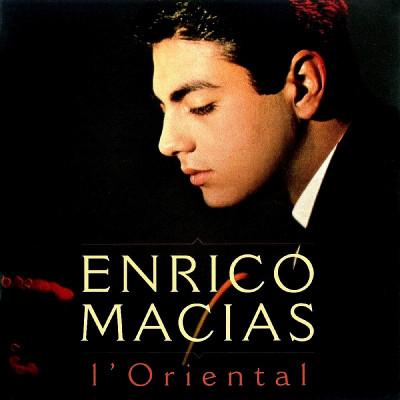 Enrico Macias Loriental Best Of (cd) foto