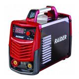 Aparat de sudura tip invertor Raider RD-IW220, 200 A, electrod 1.5 - 4 mm, 28 V