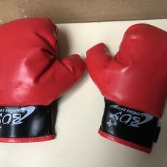 Manusi de box pentru juniori