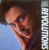 VINIL  Jean-Michel Jarre – Revolutions  LP VG+