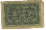 Bancnota 50 mark 1914 - Germania