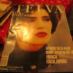 Revista moda veche an 1986 are 200 pagini, Alta editura