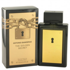 Apa de toaleta Tester Barbati, Antonio Banderas The Golden Secret, 100ml