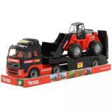 Camion cu buldozer - Mammoet, 89x19x25 cm, Polesie